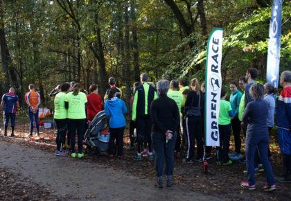 Heerlijk herfstweer bij Green Race Orientering Run