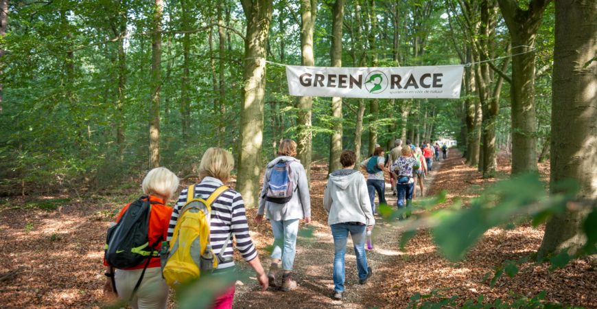 Eerste editie Green Race Heuvelrug Tweedaagse groot succes!